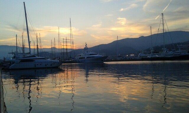 Marina di Sestri Ponente Genova