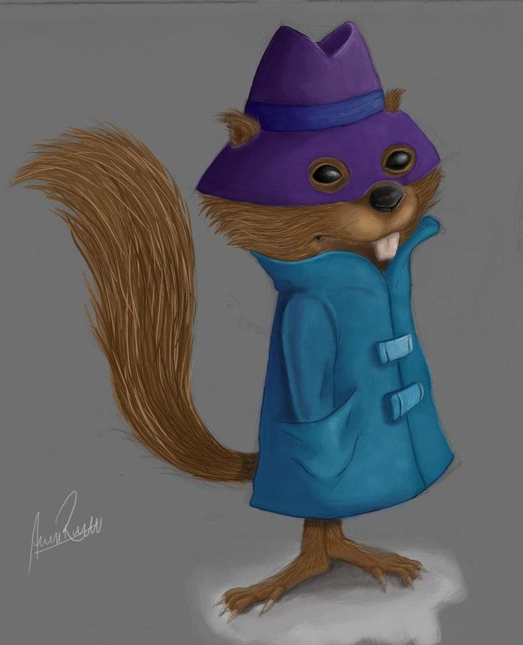 esquilo sem grilo by andloco.deviantart.com on @DeviantArt