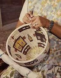 старинное африканское плетение
