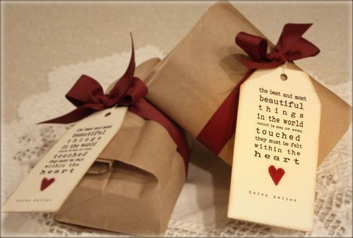 Gift Bag Wrapping Ideas | Just little ideas to wrap my gifts to my cousins.