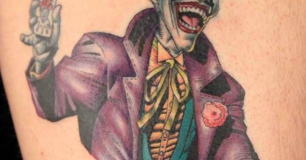 The Best DC Comics Tattoos