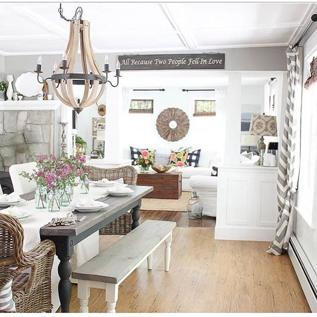 Living Room Before and After | IRON & TWINE: Living Room Before ...