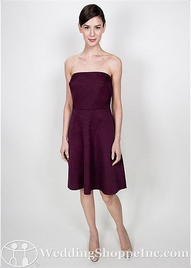 57 Grand Bridesmaid Dress Madison - Visit Wedding Shoppe Inc. for designer bridal gowns, bridesmaid dresses, and much more at http://www.weddingshoppeinc.com