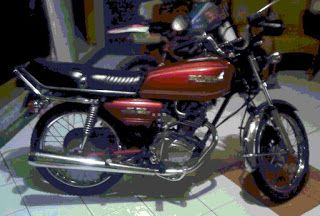 Honda GL series | Planet Motobike