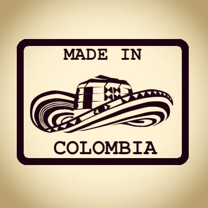 MADE IN COLOMBIA TATTOO
