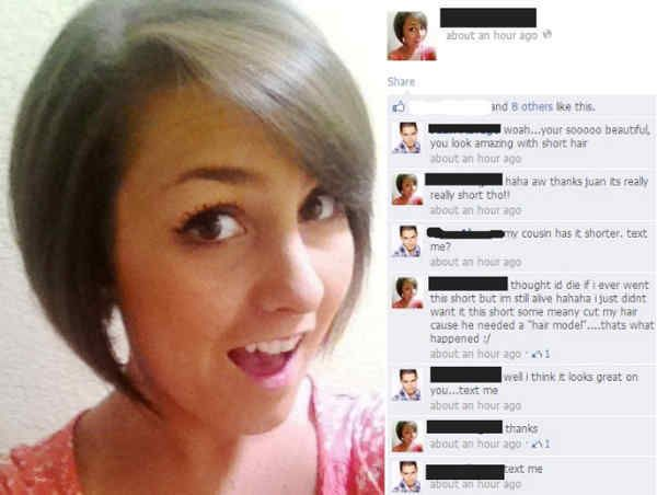 flirting signs on facebook videos funny pictures videos