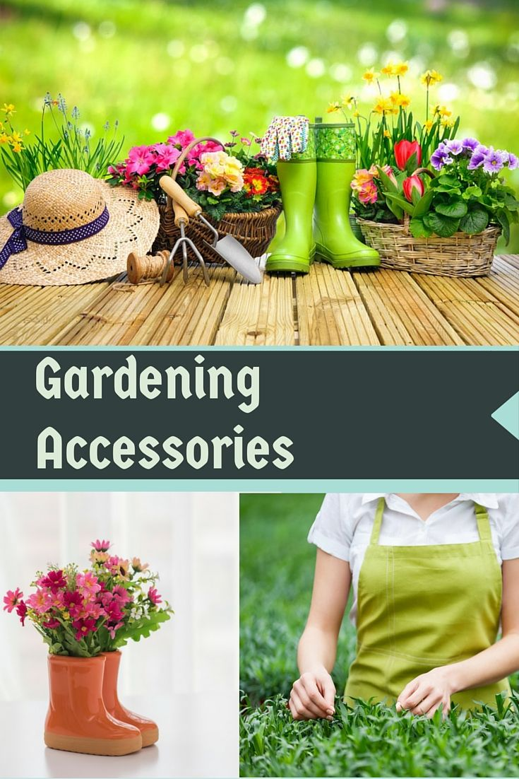 A Great Selection Of Gardening Accessories Makes Gardening Easier. Have A  Look At Must Have