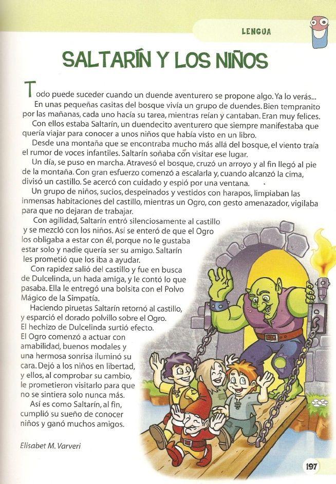 Cuento Maravilloso Intercatedra de Valeria | Cuentos