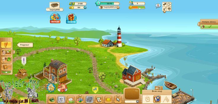 Recenzja gry Big Farm