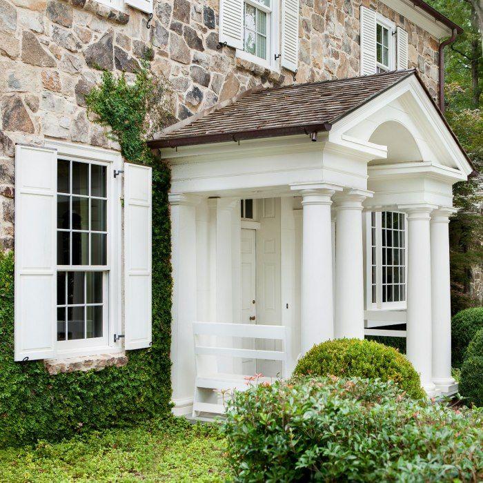 1000 Ideas About Stone Columns On Pinterest Free Standing Pergola Decorat