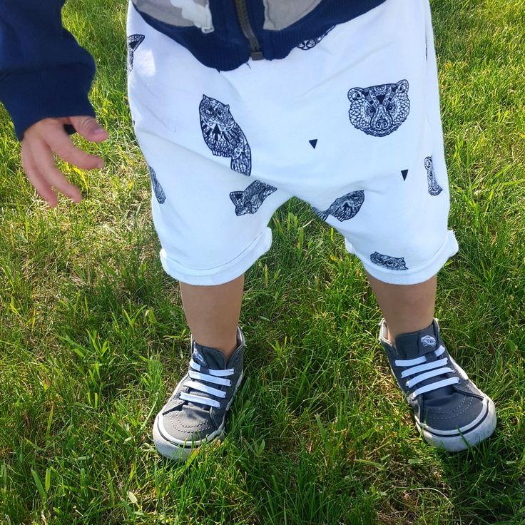 Woodland Harem shorts