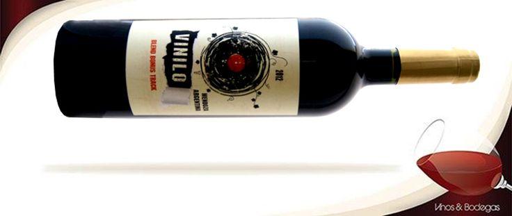Vinilo Bonus Track blend tinto 2012 – Bodega Underground