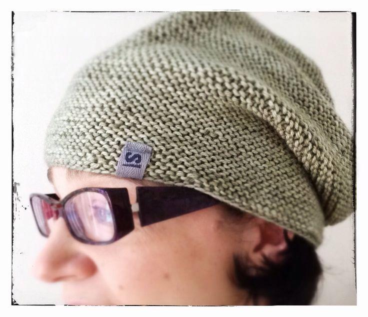 Oma Rikke-pipo talveksi! Lanka Madeleinetosh (Thyme). Rikke hat for myself! Yarn by Madeleinetosh.