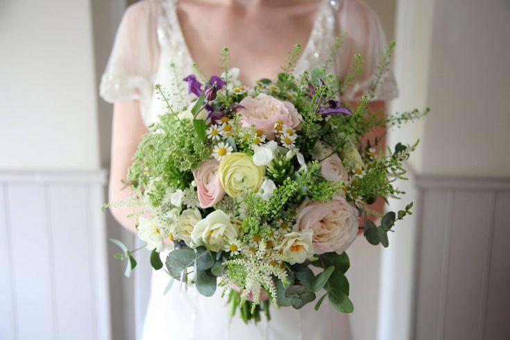 beautiful bouquet by Linton, cambridge florest The Flower Boutique