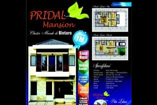 Pridal Mansion Cluster Mewah di Bintaro