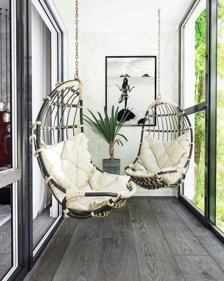 20 Superb Indoor Hanging Chair Ideas Artcraftvila Dream