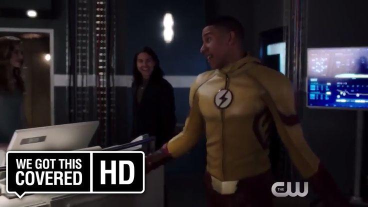 The Flash   Velocista e Kid Flash no primeiro clipe do retorno da série, Foi divulgado o primeiro clipe do retorno da terceira temporada de The Flash