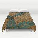 Zentangle Gold And Green Art Print by M_Passions & Drawings | Society6