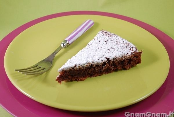 • Torta caprese - Ricetta Torta caprese di GnamGnam
