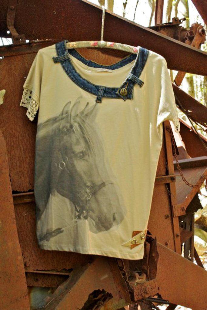 Пояс от джинсов на футболку (DIY) | Переделка джинсов рубашек футболок и другой одежды с SecondStreet.ru | Постила