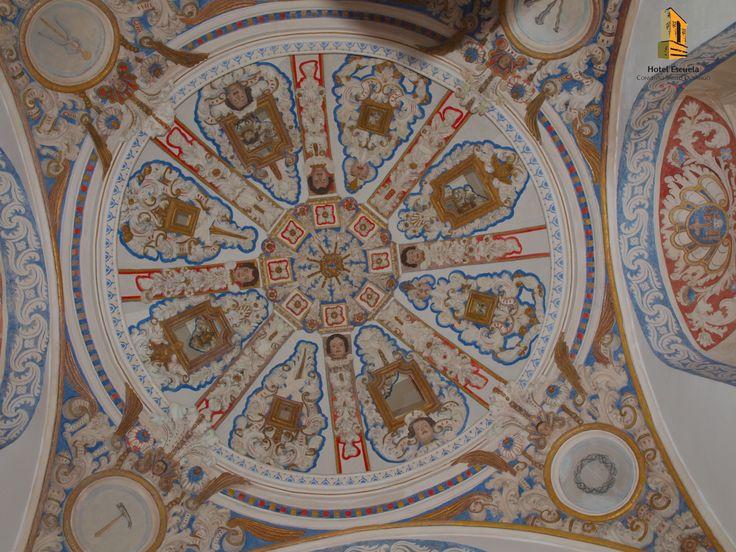 Bóveda Gran Salón Andalucía