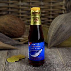 """Рыбный соус Aroy-D """"Fish Sauce"""" (240 мл)  фото и картинка"""