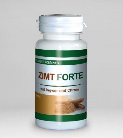 Zimt Forte Kapsel + Ingwer