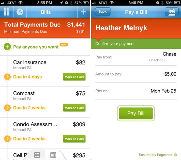 debt tracker app iphone