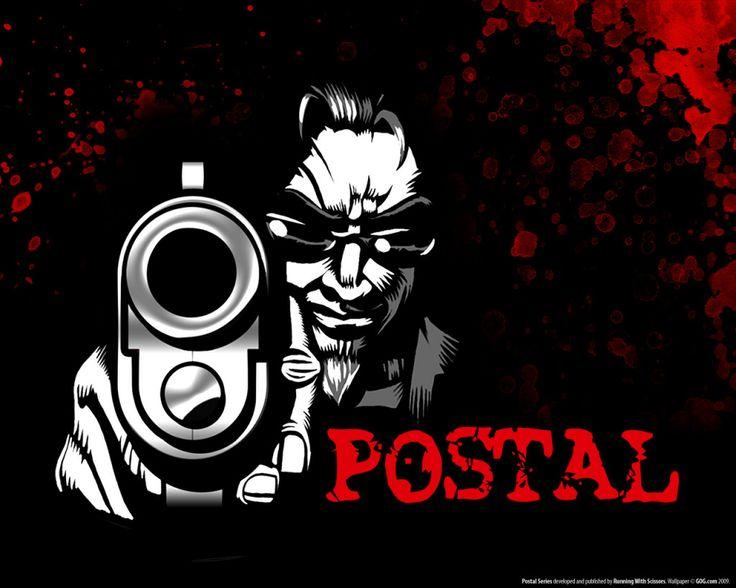 Postal Wallpaper