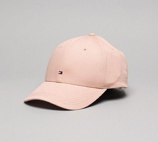 attraktive Farbe größter Rabatt neu kommen an Tommy Hilfiger Classic Small Logo Cap in Pink #women ...