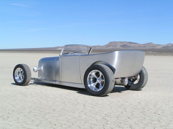 Boyd Coddington Alumatub
