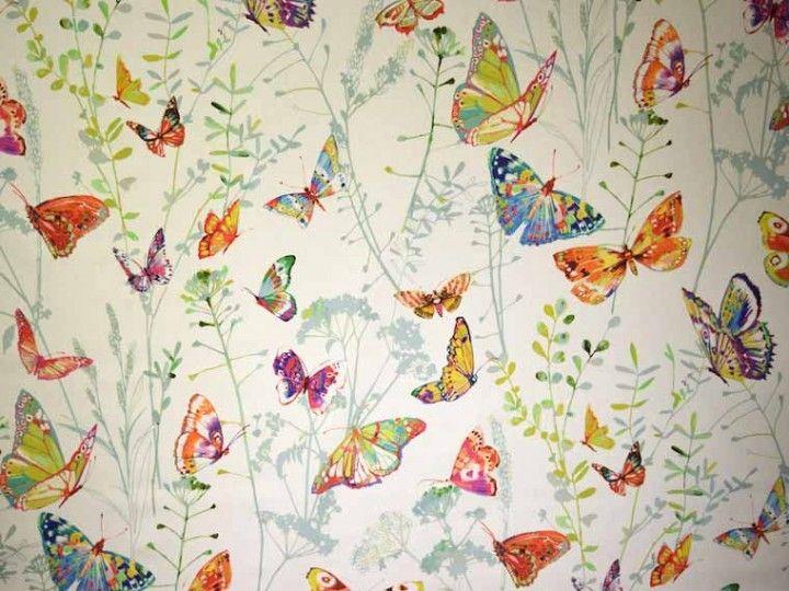Prestigious Textiles Admiral Rose 8602/650 Spring Cotton Fabric