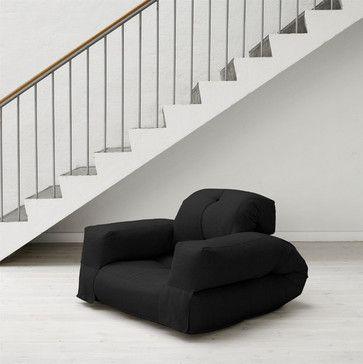 Fresh Hippo Futon Chair modern-sleeper-chairs