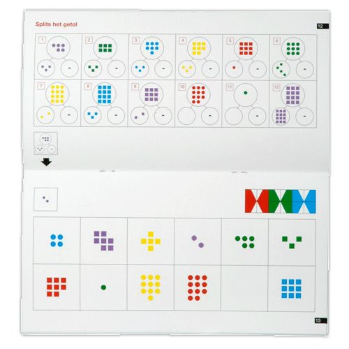 Mini Loco - Ik leer rekenen - Rekenspelletjes 3