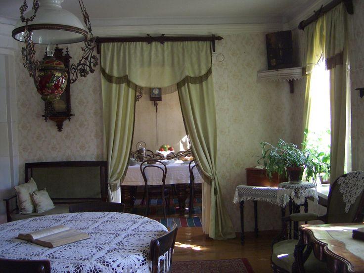 Дом-музей академика Павлова / The Memorial Museum-Estate of Academician I.P.Pavlov