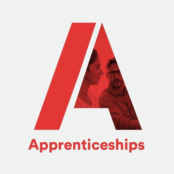 Apprenticeships logo design