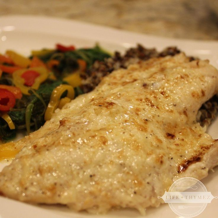 The BEST grouper recipe you'll ever make.  LowFODMAP and Gluten Free