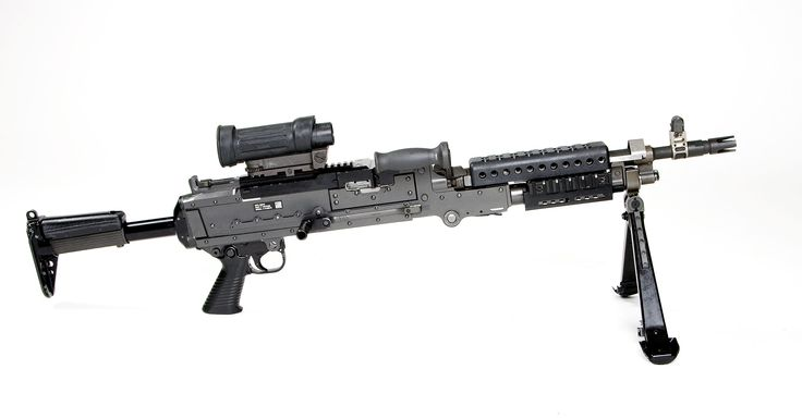 PEO M240L MG Telescoping Stock Right Side - M240 machine gun - Wikipedia, the free encyclopedia
