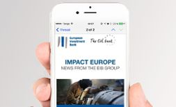 Impact Europe: Get our newsletter