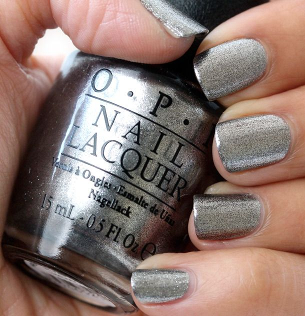 OPI Haven't the Foggiest (San Francisco collection, fall/winter 2013)