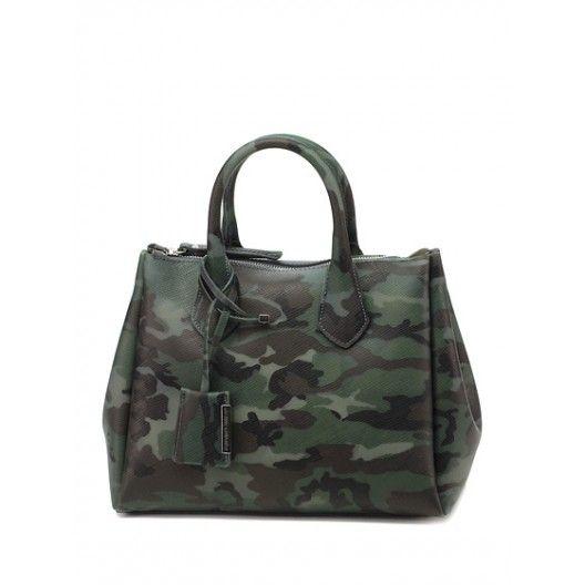 Green laminated handbag Gum Gianni Chiarini Clearance Really zS3toOMn