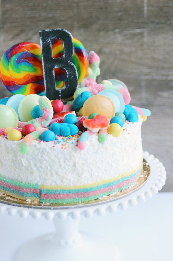 Lolly Cake - Sweet Traditions Australia