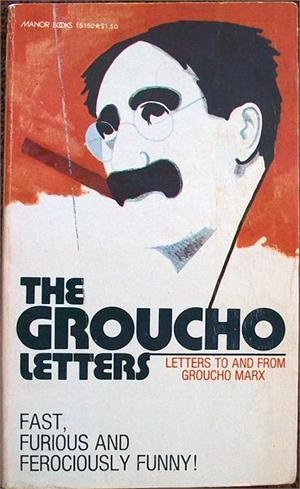 groucho letters