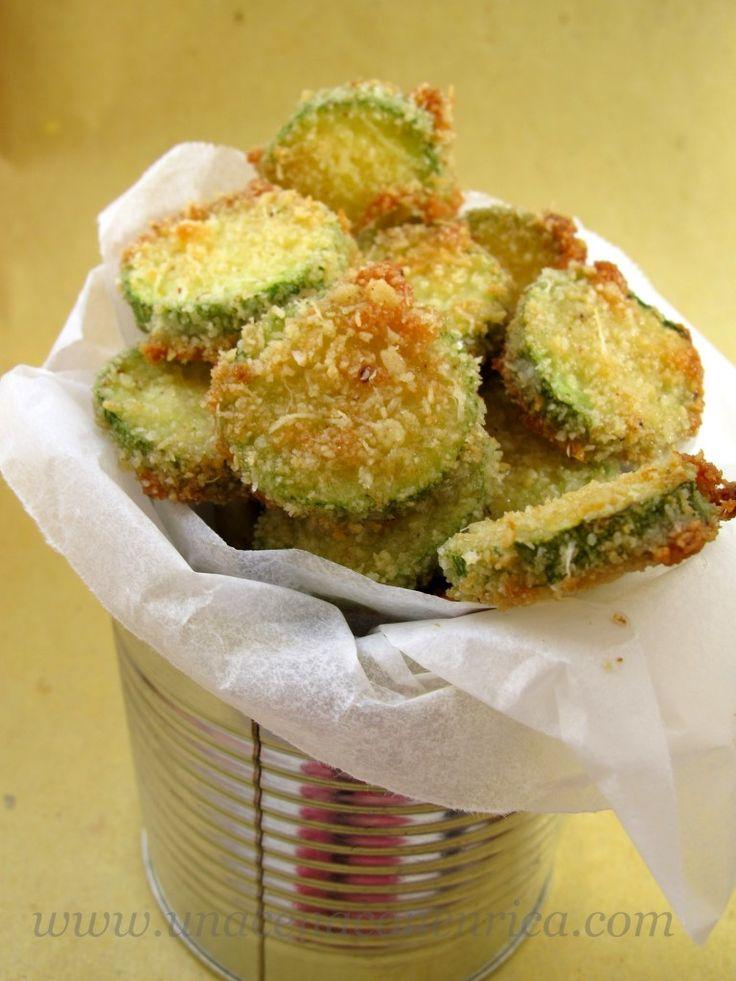 Aperitivo con zucchine praticamente light | Una Cena con Enrica, imparando a…