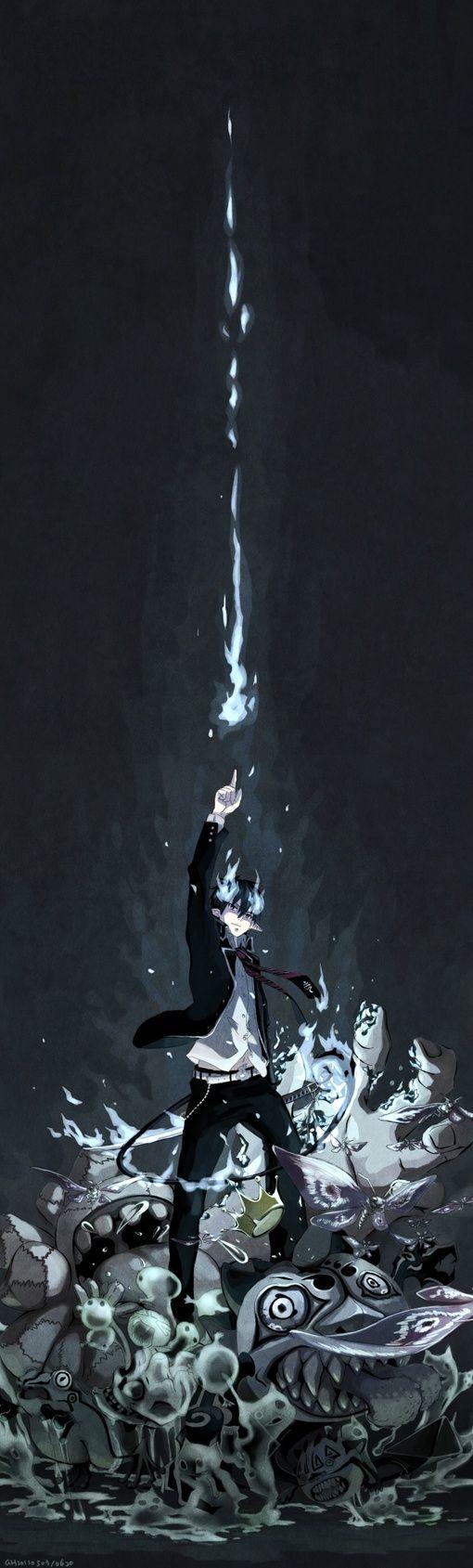 青のエクソシスト (Ao No Exorcist)