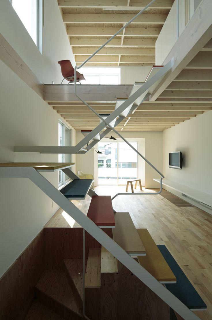 house in Hikarimachi Ⅱ / 光町の住宅Ⅱ « rhythmdesign