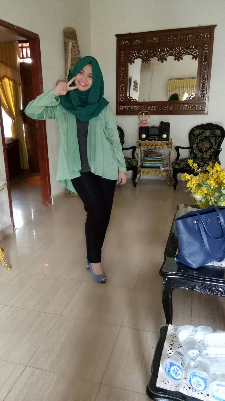 Green is fresh