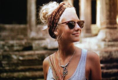 sweet summer, hair and sunglasses