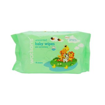 Buy Watsons Unscented Baby Wipes 70s online at Lazada Singapore. Discount prices and promotional sale on all Wipes & Refills. Free Shipping.
