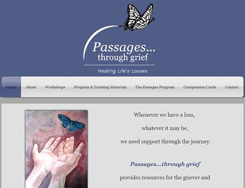 Grief support resources